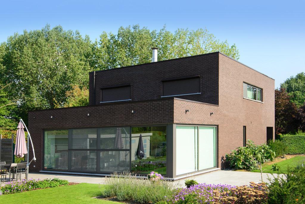 Geothermie huis Lokeren